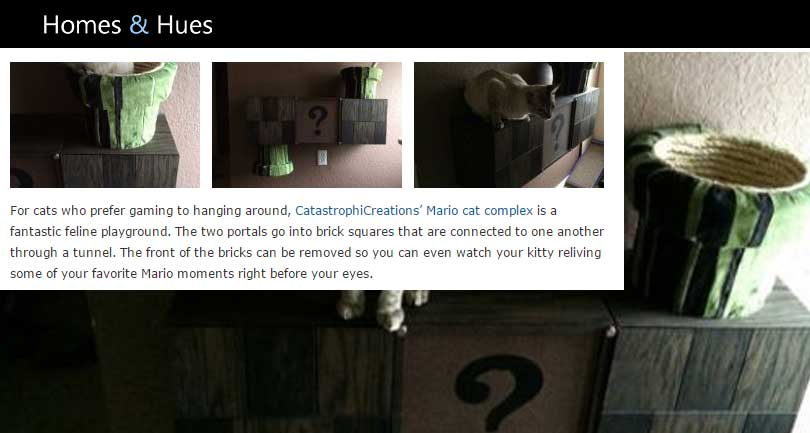catastrophiccreations press feature homes hues