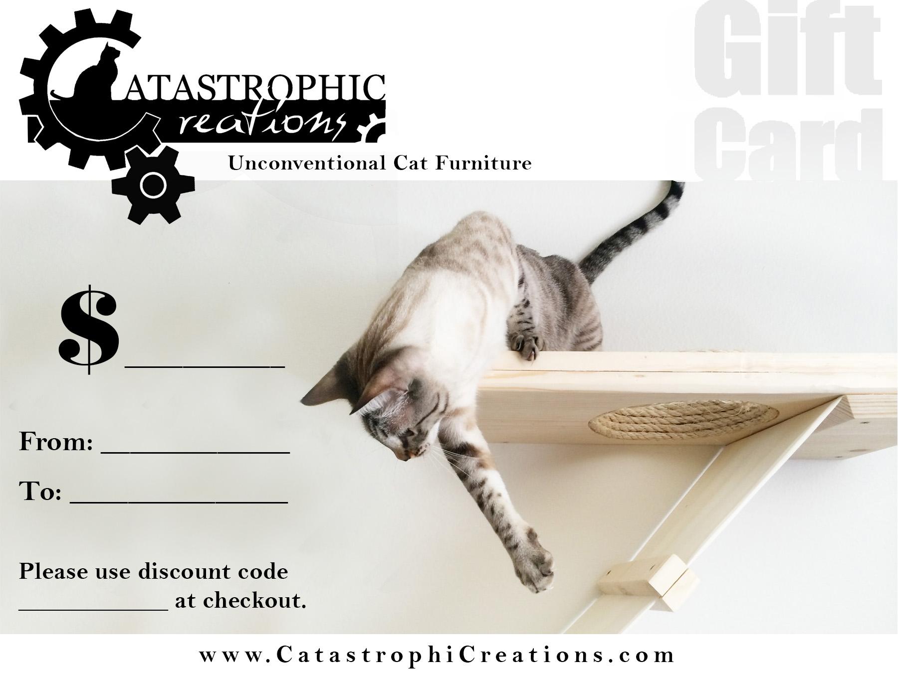 Unconventional Cat Furniture For Feline Instincts