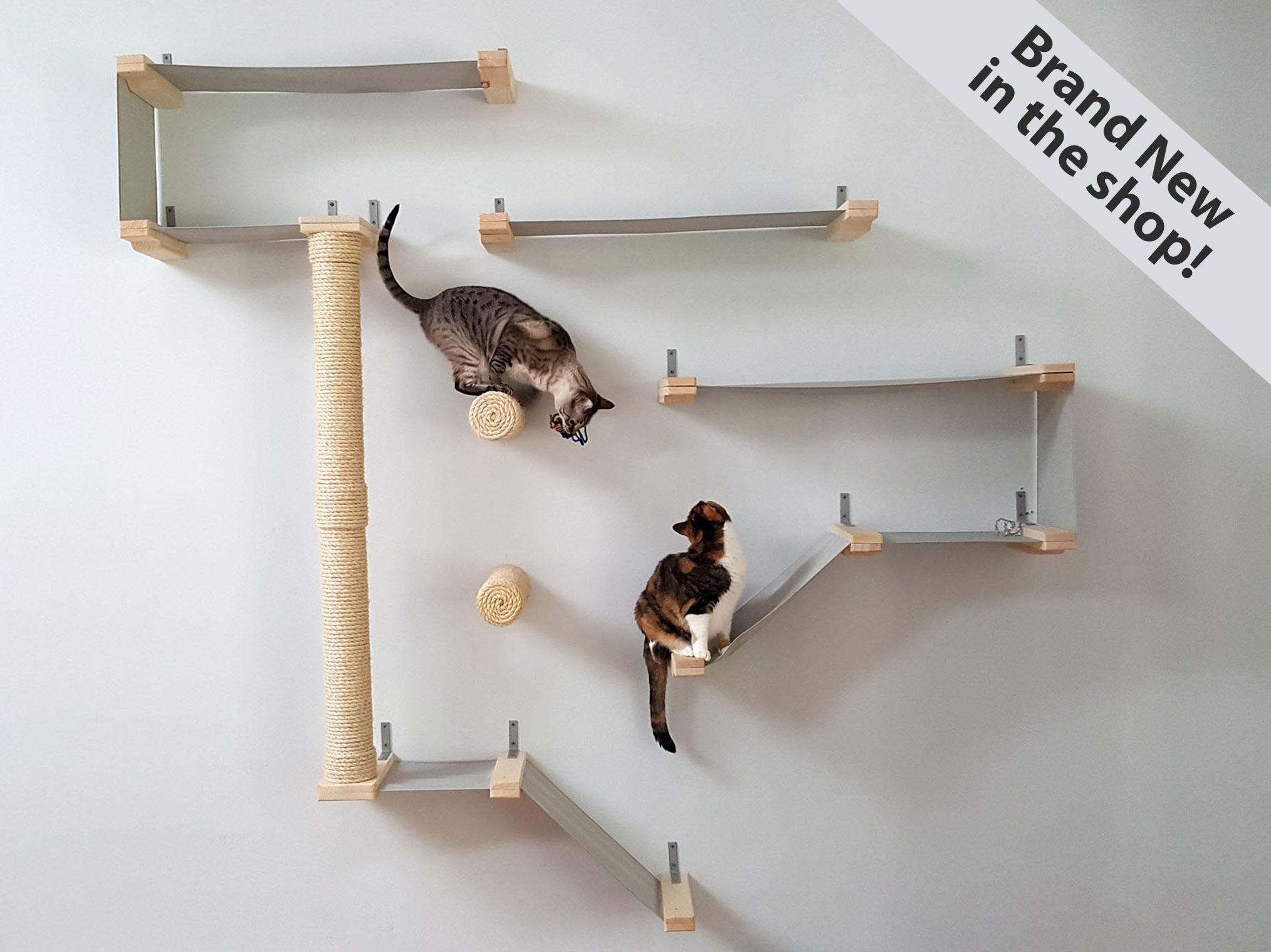 Unconventional Cat Furniture