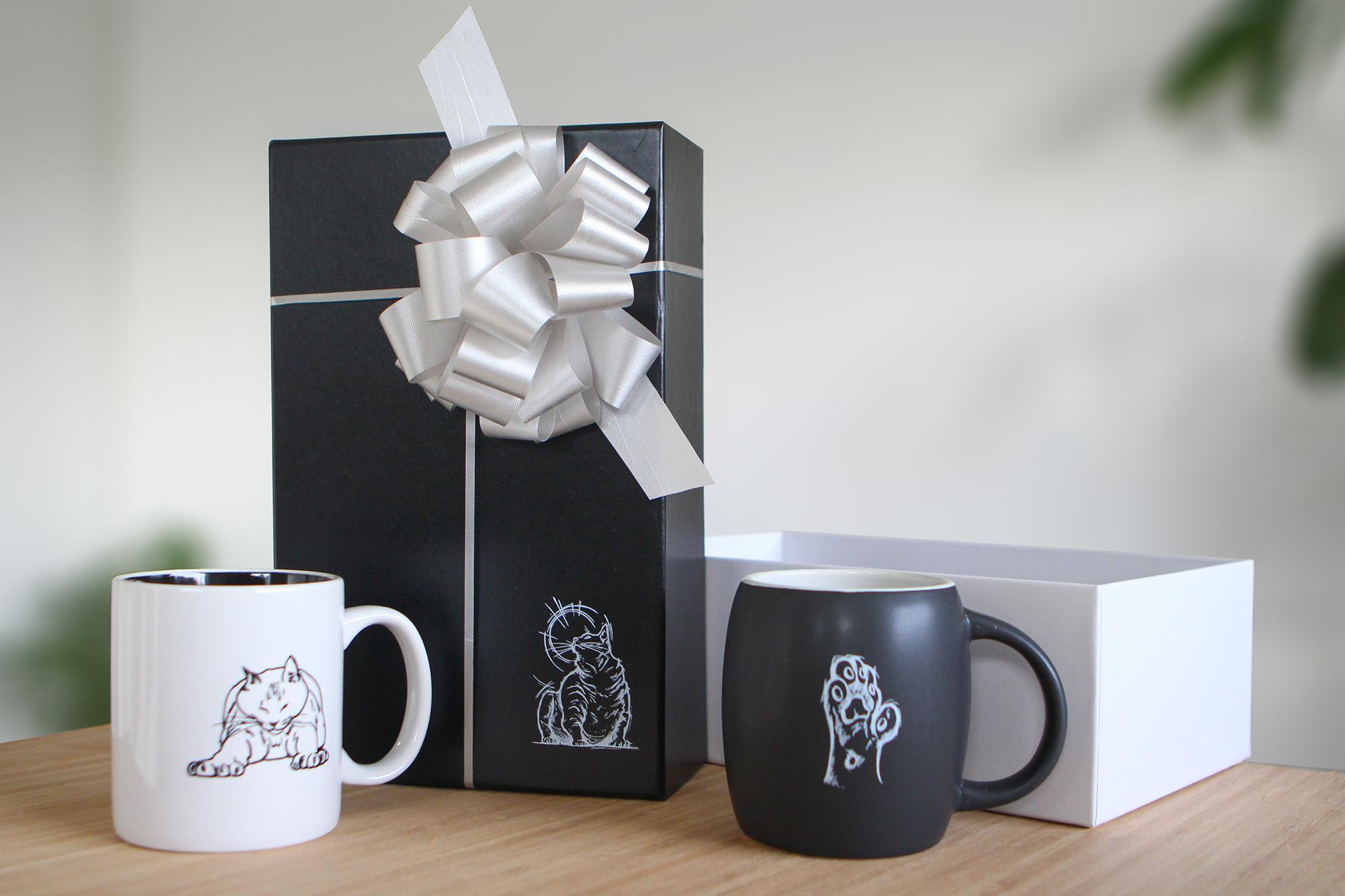 Bronson mug set
