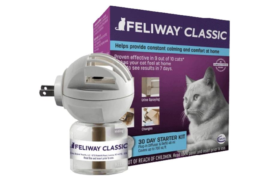 feliway classic plug in diffuser