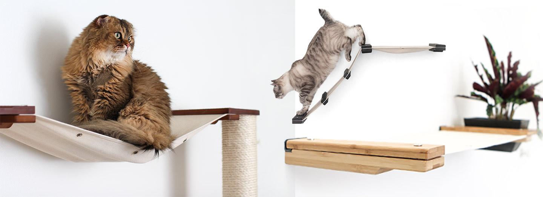 Cat hammock examples